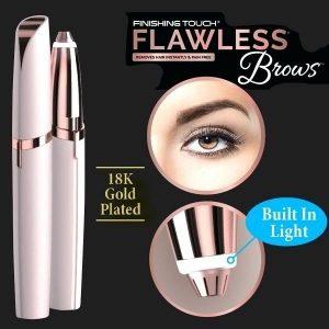 قلم ازالة شعر الحواجب - جهاز فلوليس لتحديد الحواجب